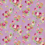TeaParty roses lila