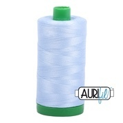 Aurifil light blue