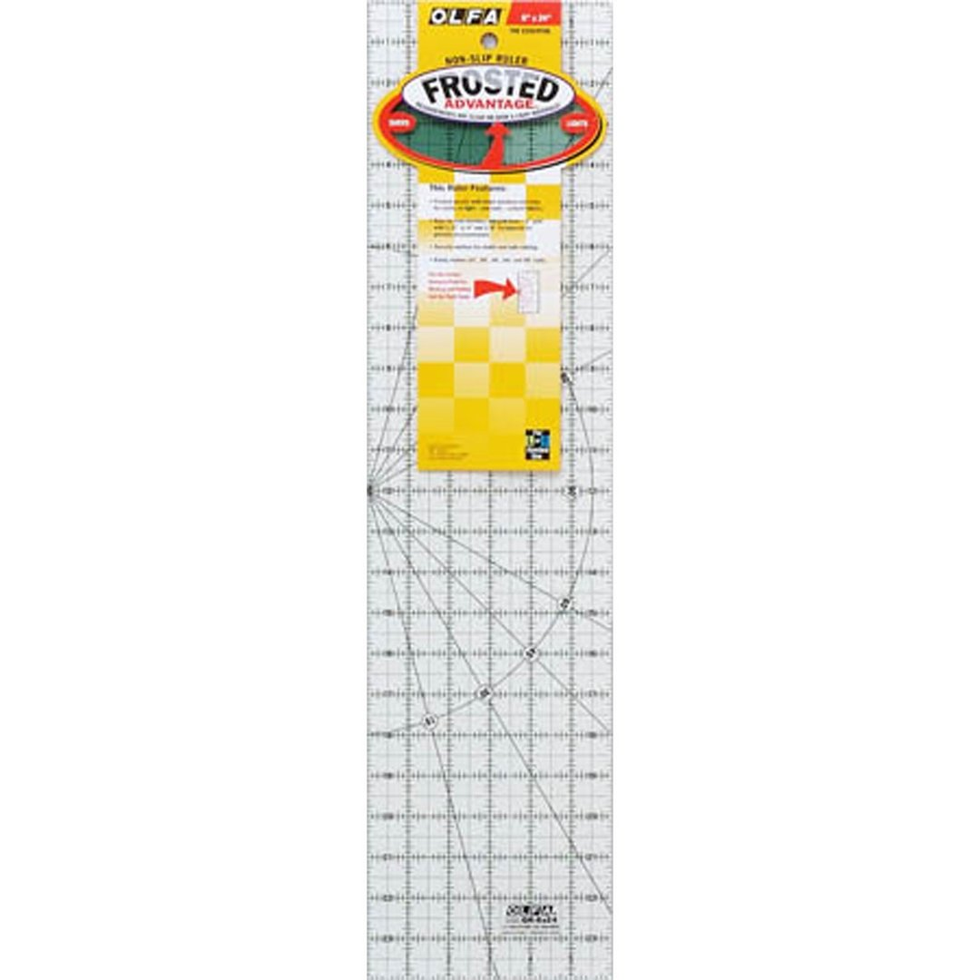 Long ruler  6*24 inches