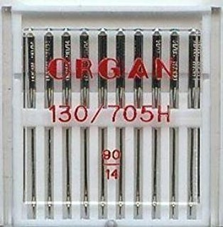 Sewing machine needles 90