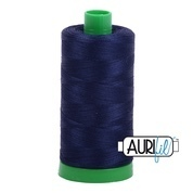 Aurifil midnight blue