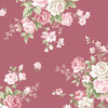 Vintage roses - punainen