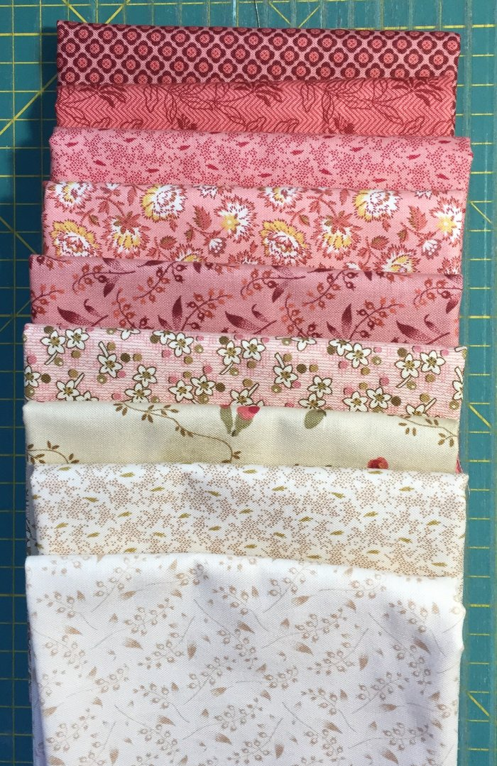 Bed of Roses nippu -punainen