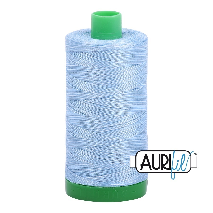 Aurifil Stonewashed Denim