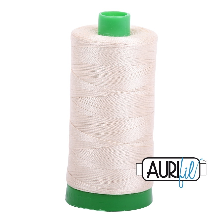 Aurifil light beige