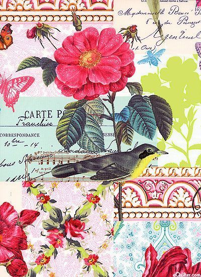 French Journal - pinkki