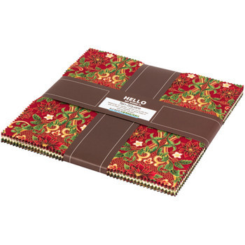 Holiday Flourish- neliöpakkaus