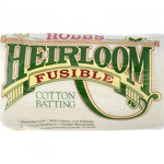 "Hobbs Heirloom Fusible Cotton Blend Queen size 90"" x 108"""