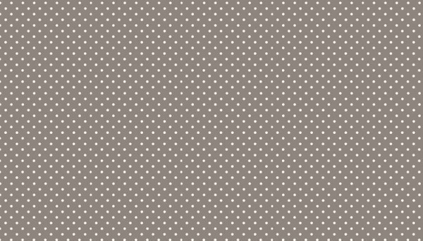 Spring- Steel Grey dots