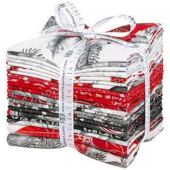 Winters grandeur fat quarter bundle