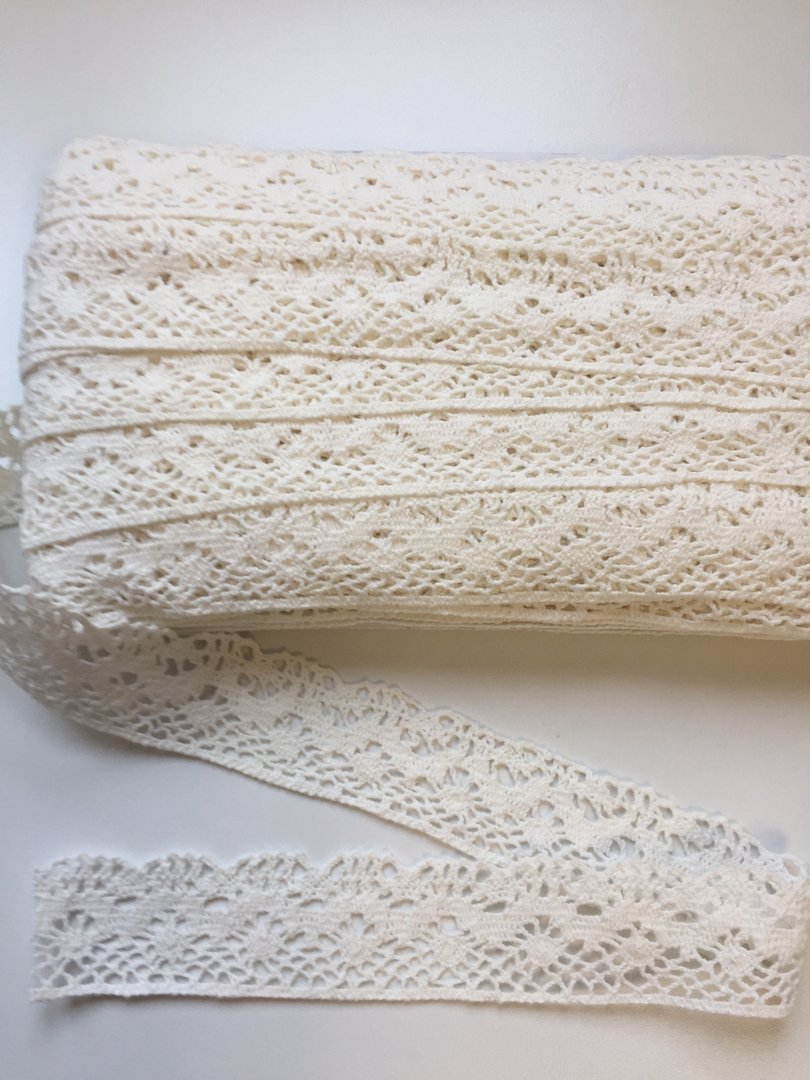 Cotton lace 33mm